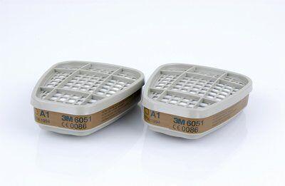 3M™ 6051 Pochłaniacz przeciw parom organicznym, A1, 6051