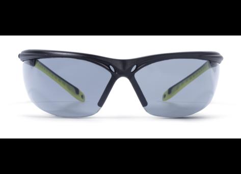 Okulary ochronne szare ZEKLER 45 HC art. 380600478