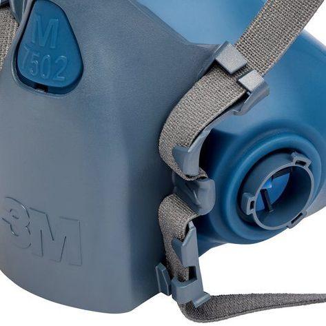3M Półmaska wielokrotnego użytku 7502-4