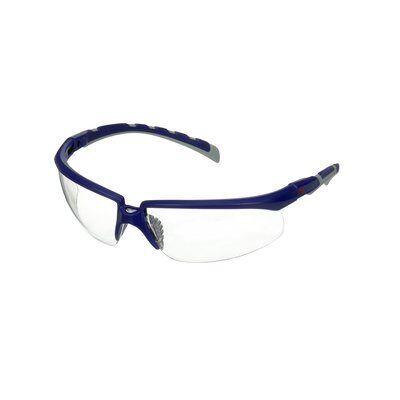 3M Okulary ochronne Solus 2000, bezbarwne soczewki, S2001ASP-BLU-EU