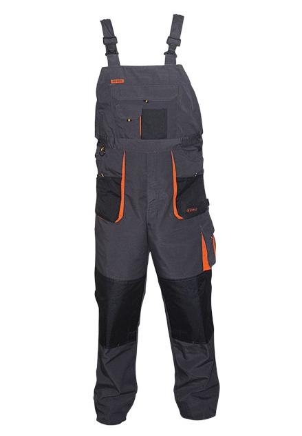 Spodnie robocze ogrodniczki Hammer GH 108