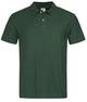 Koszulka polo z krótkim rękawem ST3000 STEDMAN zielony