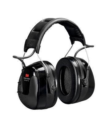 3M PELTOR WorkTunes Pro FM Radio Headset, 32 dB, HRXS220A