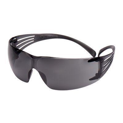 3M Okulary ochronne 3M SecureFit 200, szare, SF202AS/AF-EU