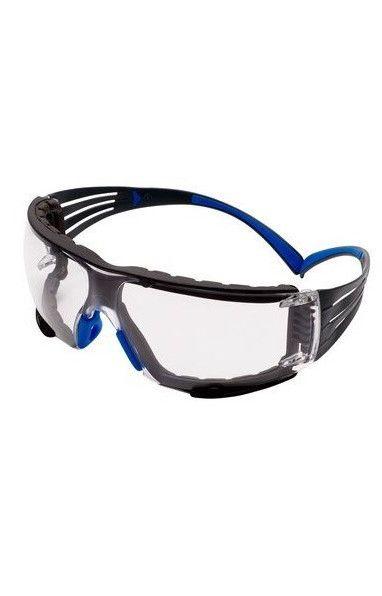 3M Okulary ochronne nakładkowe Securefit 400 bezbarwne SF401SGAF-BLU-F