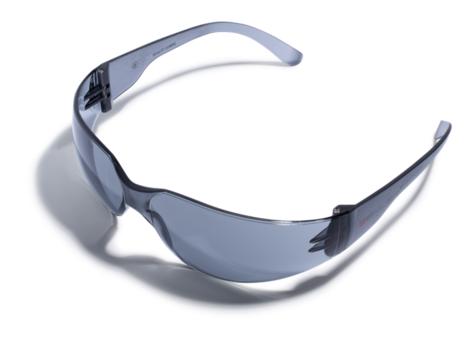 Okulary ochronne szare ZEKLER 30 art. 380600320-1