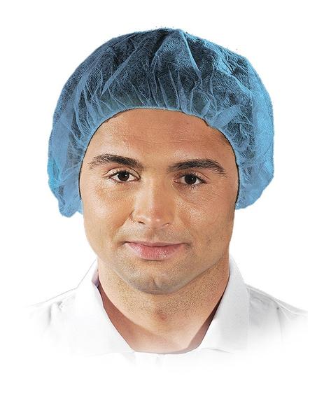 Czepek higieniczny z Polipropylenu P21 - niebieski