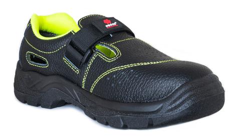 Sandały obuwie robocze Stark Skóra Lico S1 PROOF