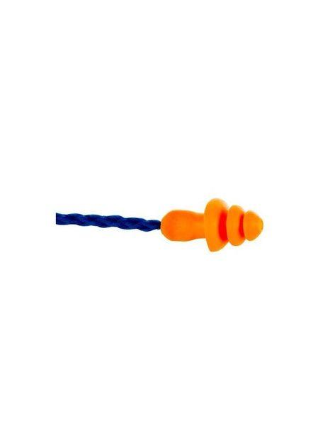 3M Wkładki przeciwhałasowe E-A-R™ Ultrafit (UF-01-000) ze sznurkiem -2