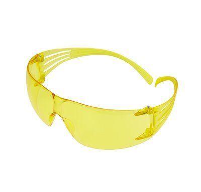 3M™ SecureFit™ SF203 AS/AF Okulary ochronne żółte