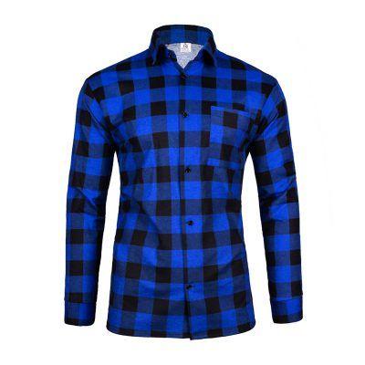 Koszula robocza flanelowa RUDEK