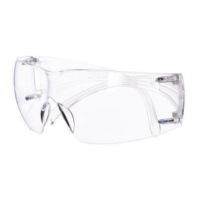 3M Okulary ochronne SecureFit 200, bezbarwne, SF201AS/AF-EU