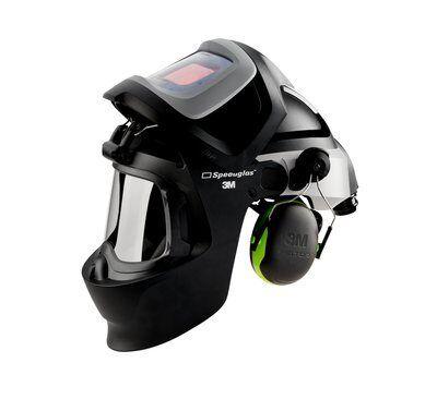 3M Speedglas Przyłbica spawalnicza 9100 Air z filtrem 9100X z systemem Adflo 56 77 15-1