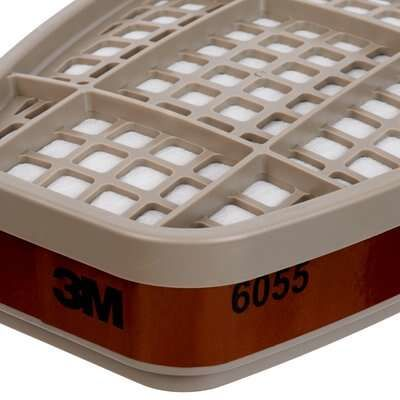 3M™ 6055 Pochłaniacz przeciw parom organicznym-1