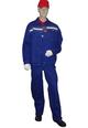 Spodnie robocze ogrodniczki CPN 745 FLAXPOL