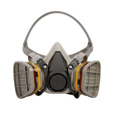 6057 Pochłaniacz przeciw gazom i parom nieorganicznym, ABE1-3