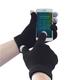 Rękawice dziane GL16 do ekranów dotykowych