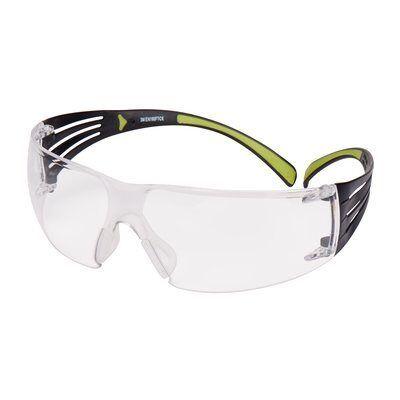 3M™ SecureFit™ Okulary ochronne, SF401 AS-AF, Przezroczyste soczewki