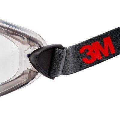 3M Gogle ochronne 2890, bezbrawne soczewki, 2891S-SGAF