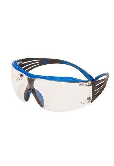 3M Okulary ochronne nakładkowe Securefit 400 bezbarwne SF401SGAF-BLU