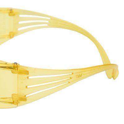 3M™ SecureFit™ SF203 AS/AF Okulary ochronne żółte-1