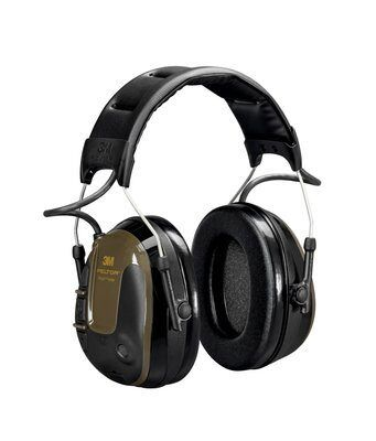 Ochronniki słuchu 3M™ PELTOR™ SportTac MT16H210F-478-GN