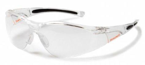 Okulary robocze A800 bezbarwne nieparujące 1015369 HONEYWELL