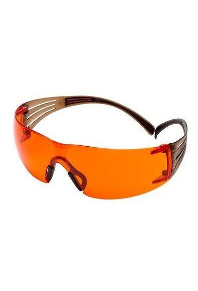 3M Okulary ochronne nakładkowe Securefit 400 pomarańczowe SF406SGAF-BLA