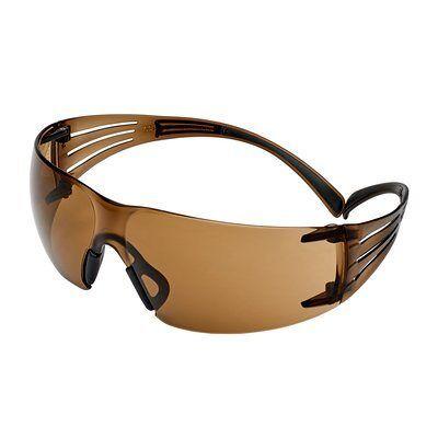 3M Okulary ochronne SecureFit SF405SGAF-BLA z powłoką Scotchgard