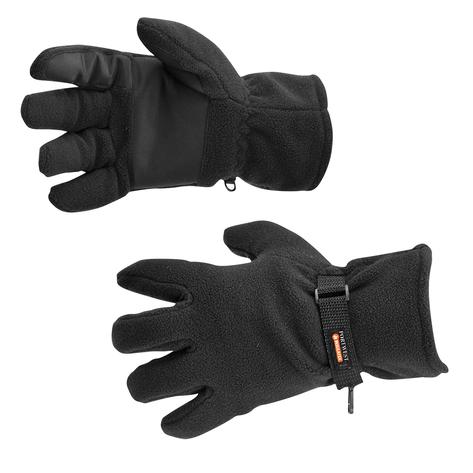 Rękawice robocze polarowe ocieplane GL12
