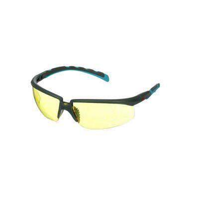 3M Okulary ochronne Solus 2000 z powłoką Scotchgard, żółte soczewki, S2003SGAF-BGR-EU