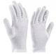 Rękawice bawełniane białe