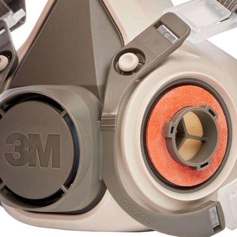 3M 6300 Półmaska wielokrotnego użytku-2