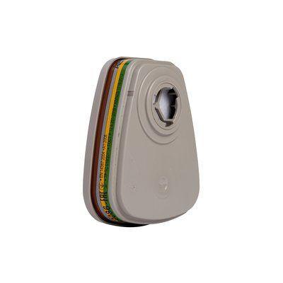3M™ 6059 Pochłaniacz przeciw gazom i parom nieorganicznym, ABEK1-4