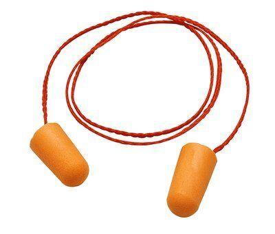 Zatyczki do uszu ze sznurkiem