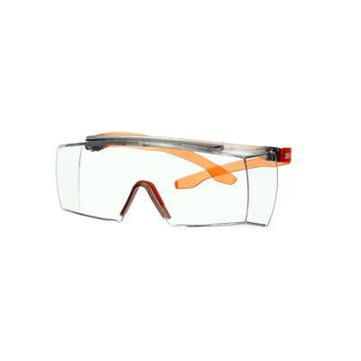 3M Okulary ochronne nakładkowe Securefit 3700 bezbarwne