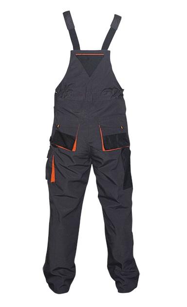 Spodnie robocze ogrodniczki Hammer GH 108 1