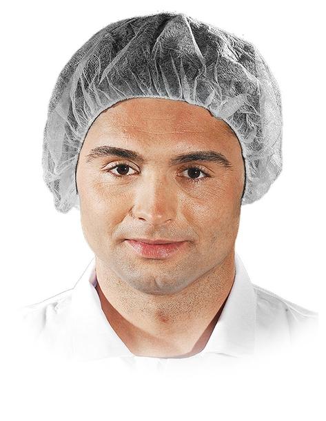Czepek higieniczny z Polipropylenu P21 - biały