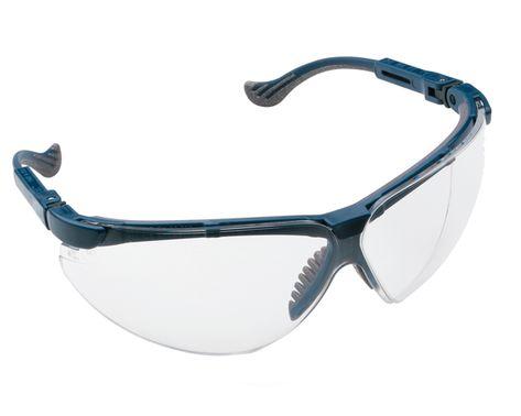 Bezbarwne okulary ochronne Pulsafe XC 1010950 HONEYWELL