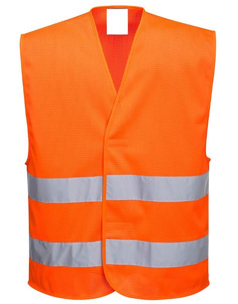 Kamizelka Ostrzegawcza Siatkowa ALTUS 2 - pomarańczowa