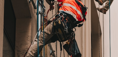 Ochrona przed upadkiem z wysokości