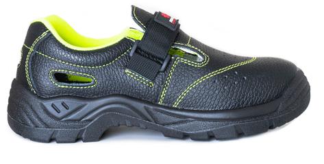 Sandały obuwie robocze Stark Skóra Lico S1 PROOF-1
