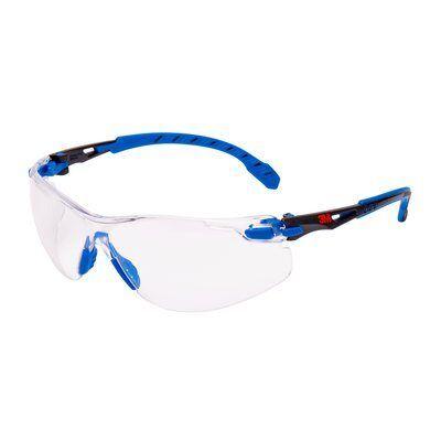 3M Okulary ochronne Solus 1000 z powłoką Scotchgard, bezbrawne soczewki, S1101SGAF-EU