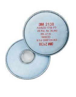 3M 2138 Filtr przeciwpyłowy