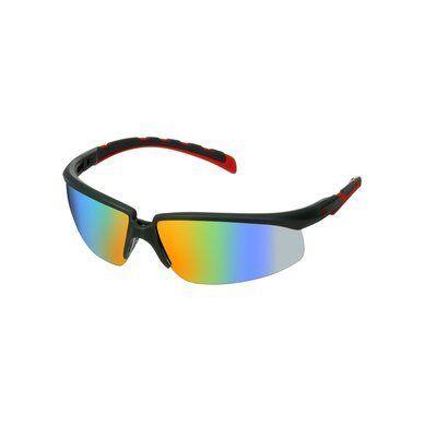 3M Okulary ochronne Solus 2000, czerwone soczewki, S2024AS-RED-EU
