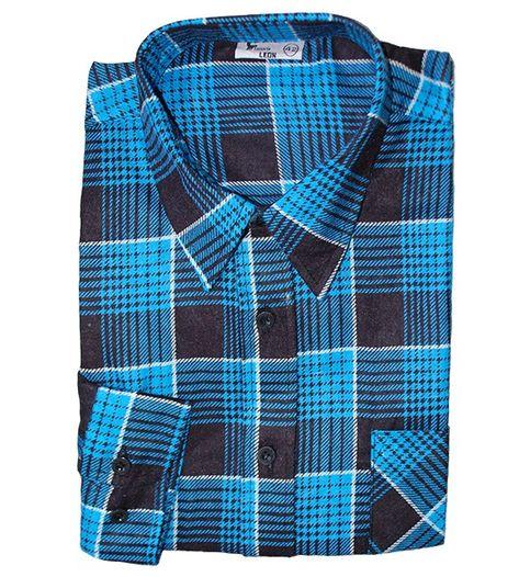 Koszula robocza flanelowa w kratę CONSORTE