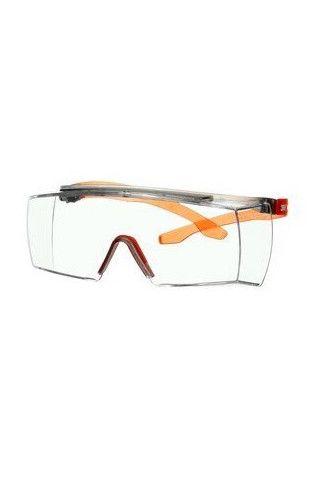3M Okulary ochronne nakładkowe Securefit 3700 BEZBARWNE SF3701SGAF-ORG