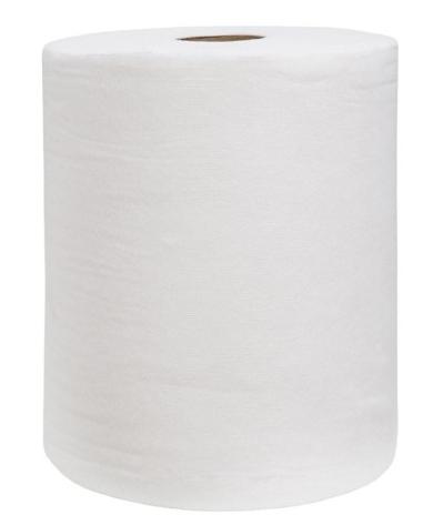 Czyściwo białe papierowe Ecoter 350m/40cm