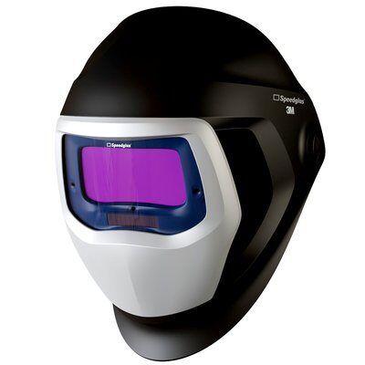 3M Speedglas 9100 Przyłbica spawalnicza z filtrem 9100X z szybkami bocznymi