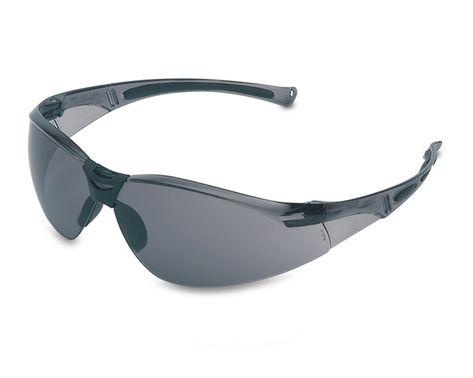 Okulary przeciwodpryskowe szare A800 1015367 HONEYWELL